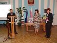 Uroczyste obchody 30-lecia SSM- wystąpienie  Prezydenta m.Puławy    (listopad 2011r)