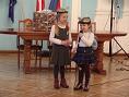 Uroczyste obchody  30 lecia SSM - część artystyczna: występy dzieci z puławskiego MDK ... (listopad 2011r)